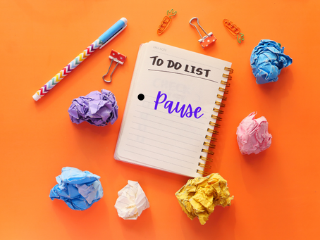 Power in a Pause