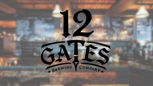 12 Gates Brewing Company - Logo