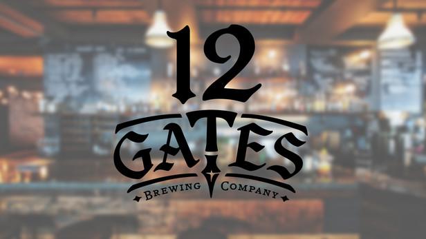 12 Gates Brewing Company - Logo