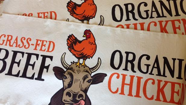Plato Dale Farm - Banners