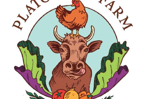 Plato Dale Farm - Logo