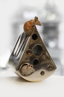 Mice on Cheese