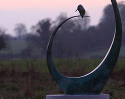 Halcyon Days Kingfisher Large