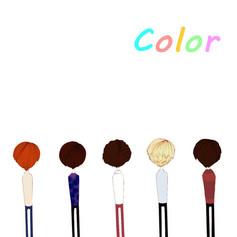 1st Mini Album 「Color」