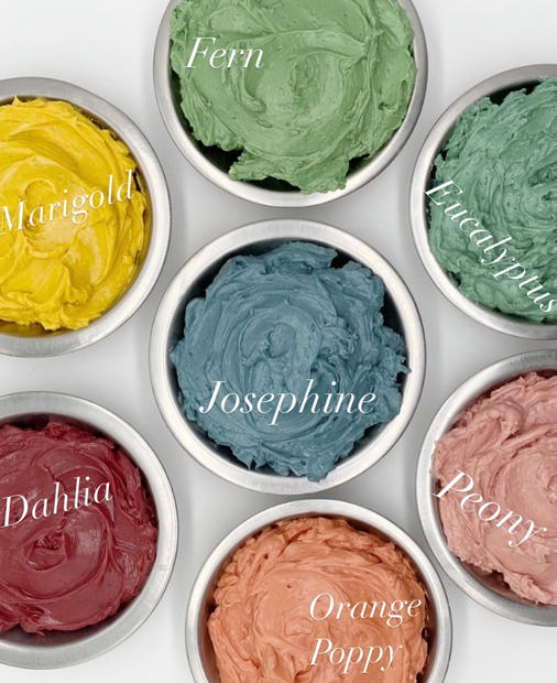 Josephine Frosting Colors