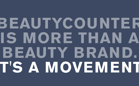 Beautycounter Opportunity Event