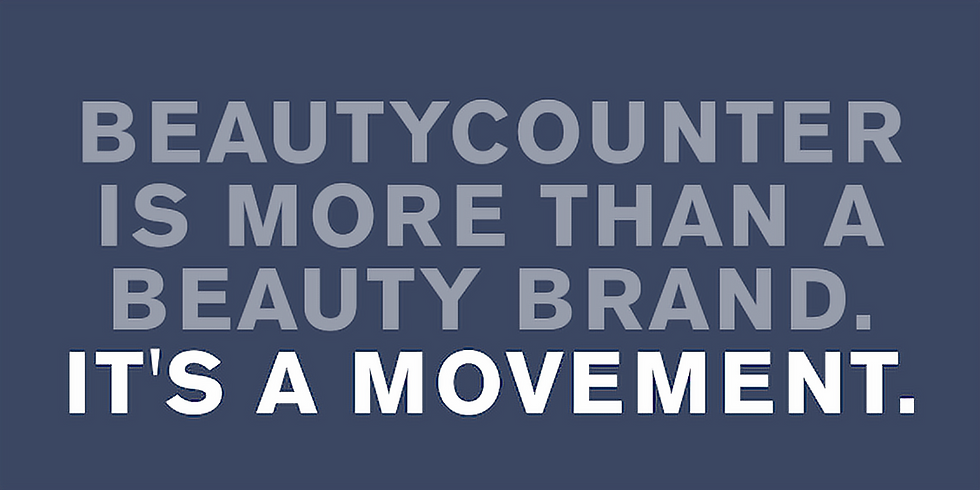 Beautycounter Opportunity Event (1)
