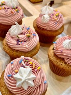 Josephine Cupcakes