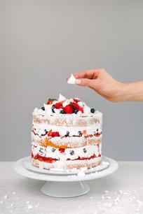 Josephine Eton Mess Cake