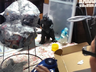 怪獣殿下 伝説の原型師、再進撃ス レビュー⑤!