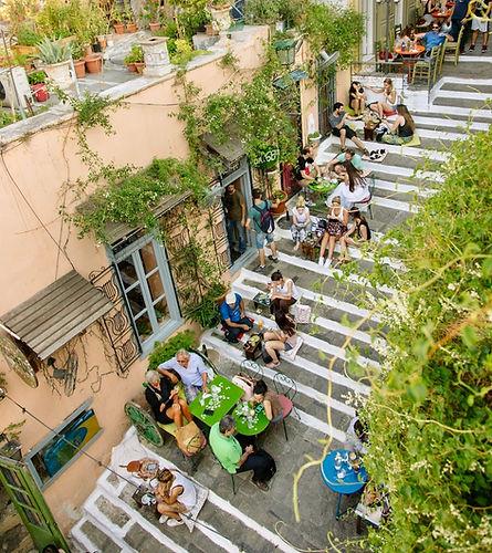 Yiasemi, Plaka, Athens