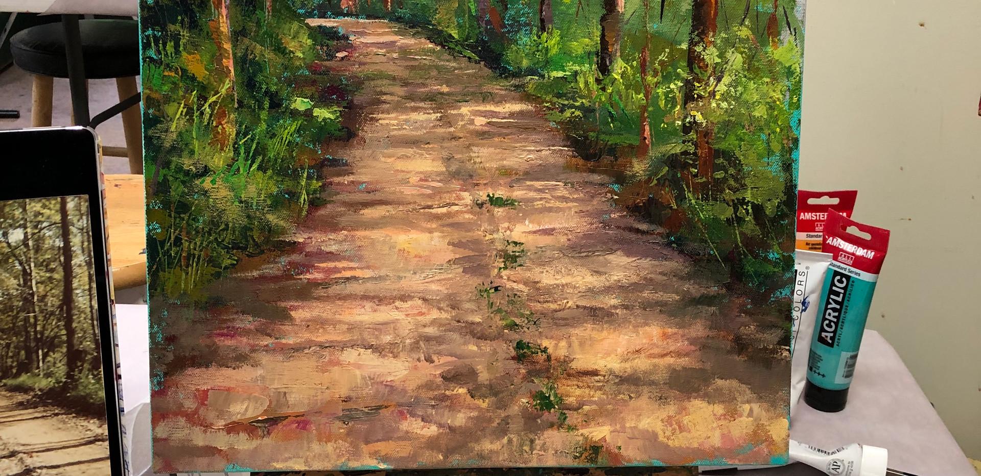 Nana's Road