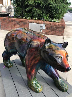 Thea - Bearfootin' Bear