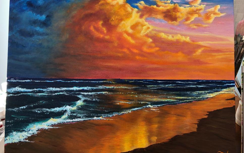 Destin Sunset #2