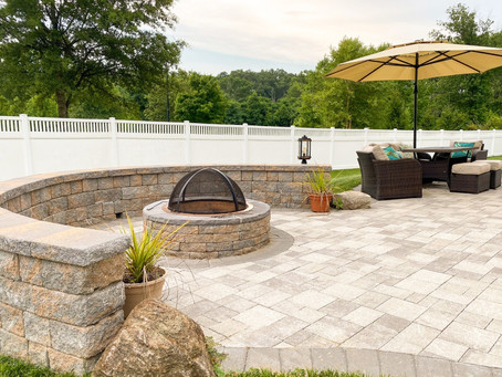 5 Reasons you need an outdoor firepit this fall!