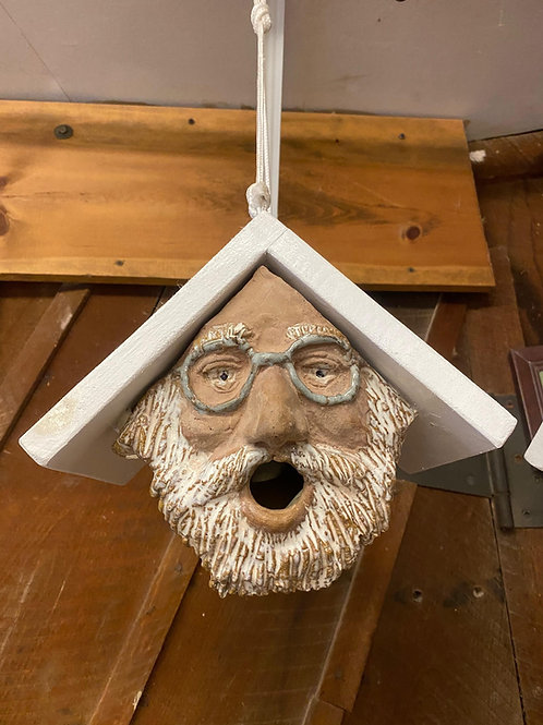 Ken-Face Bird House