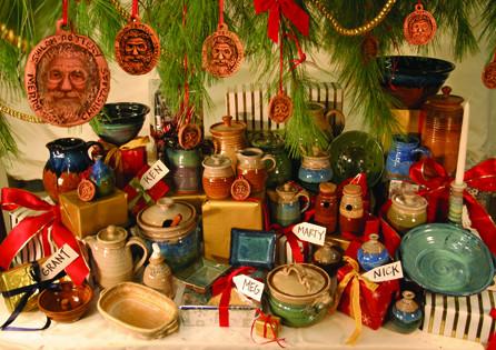 Christmas Studio Show and Sale 2005