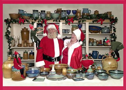 Christmas Studio Show and Sale 2004