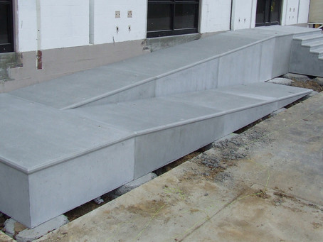 Service spotlight on: Concrete ramps