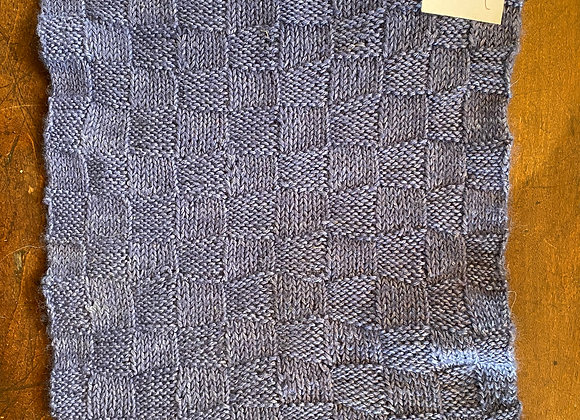 9x12 Handmade Silk and Wool Wash Cloth