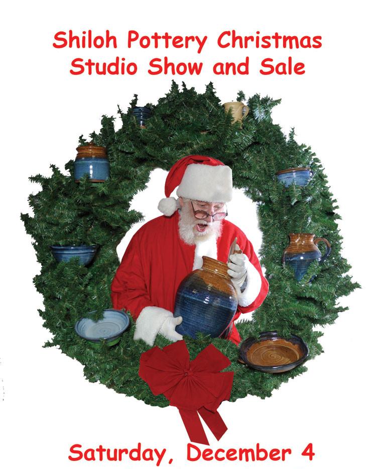 Christmas Studio Show and Sale 2010