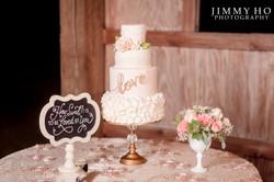 Vintage Love Cake