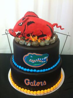 gators vs arkansas