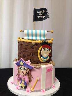 Disney Pirates and Princesses