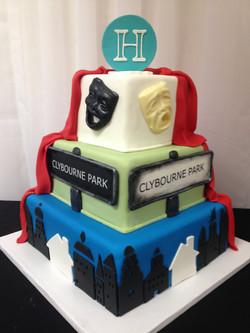 Hippodrome Season Opening Cake