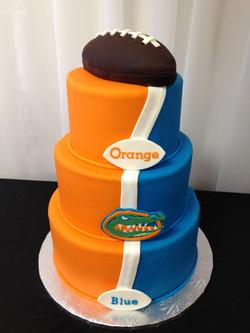 Orange and Blue Game 2015