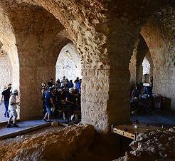 אירועי חברה במבצר הבריחה