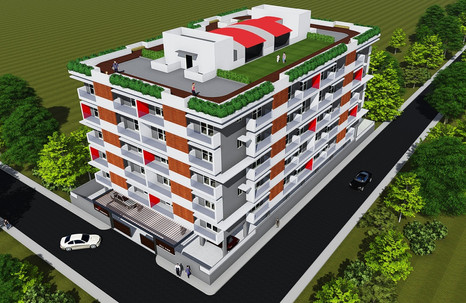 Red Phoenix Apartments