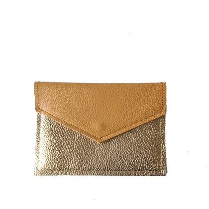 Portefeuille enveloppe glitter
