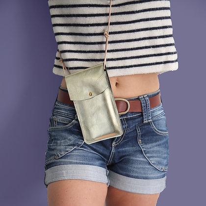 COMETE pastel sac pour téléphone portable