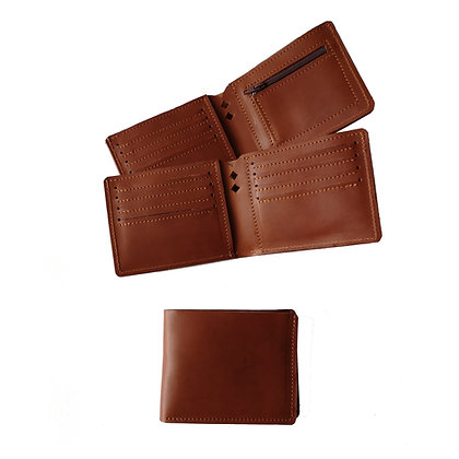 Portefeuille Homme Compact