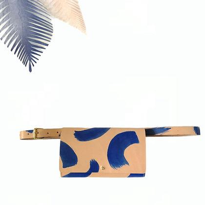 BANANE bleu klein et naturel