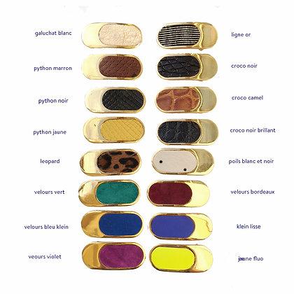 BOUCLE supplementaire pour ceinture vintage