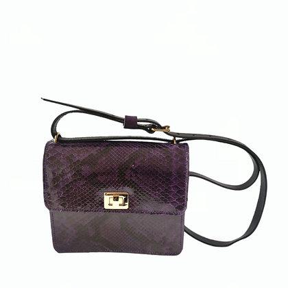 Sac rectangle violet