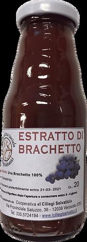 Estratto di Brachetto