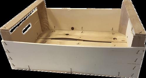 Cassetta in legno per Cestino Super - 15 pezzi