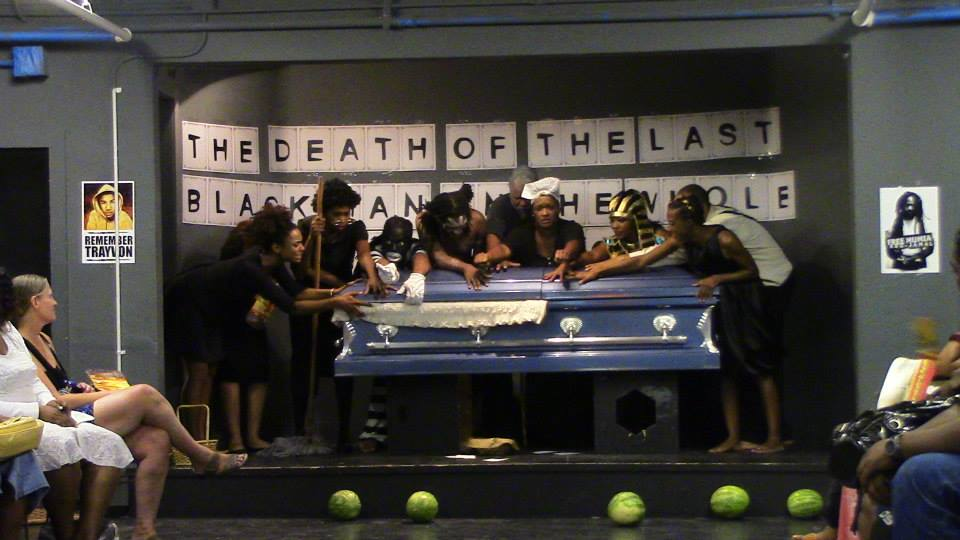 The Death of the Last Black Man