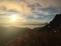 山の風景5