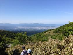 山の風景4