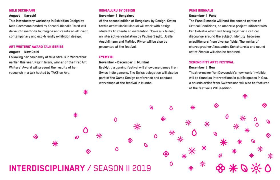 Pro Helv-Programme Schedule-Postcards-Fi