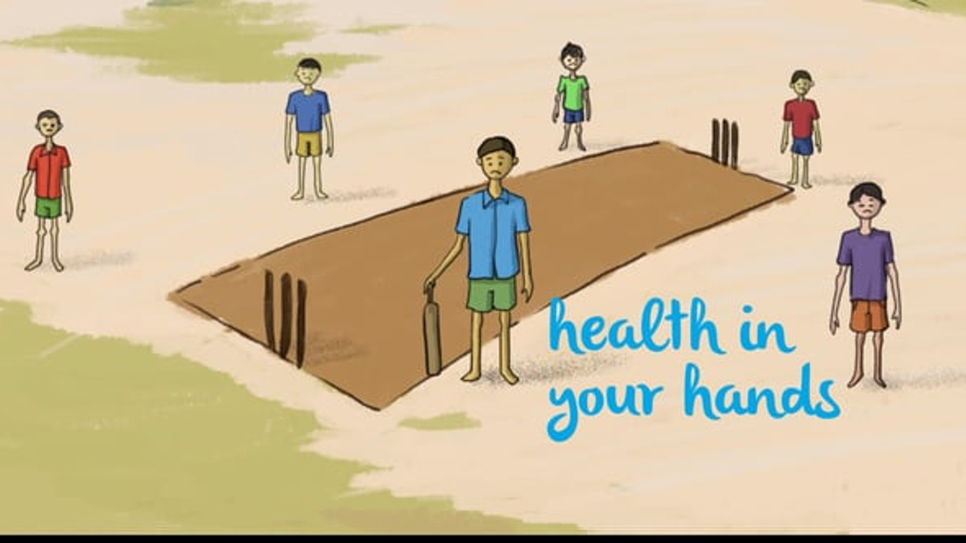 WaterAid India came to us to create a series of videos for different campaigns of theirs. This one was about the importance of cleaning our hands before eating and after using a toilet. We worked on the story-line with the client and then drew the storyboard before the animator could do the final animation. Here is one of the videos that I worked on.