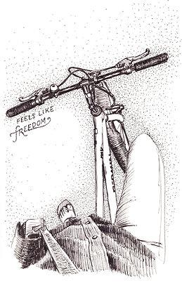 Cycling - Feels like Freedom
