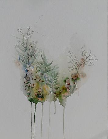 Rebecca Smallridge 'Peace' 610mm x 760mm