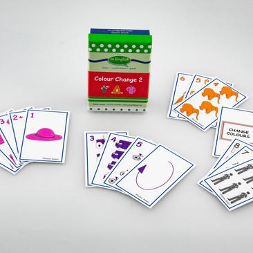 DebbieBAnglit - ESL Colour Change Card Game 2
