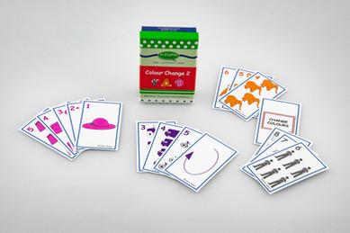 DebbieBAnglit - ESL Colour Change 2 Card Game
