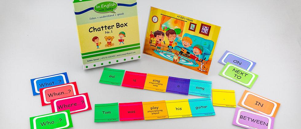 Chatter Box 1